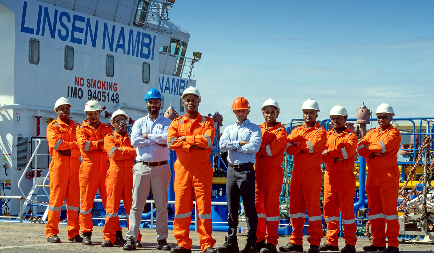 Linsen Nambi Shipping Services in Durban, South Africa